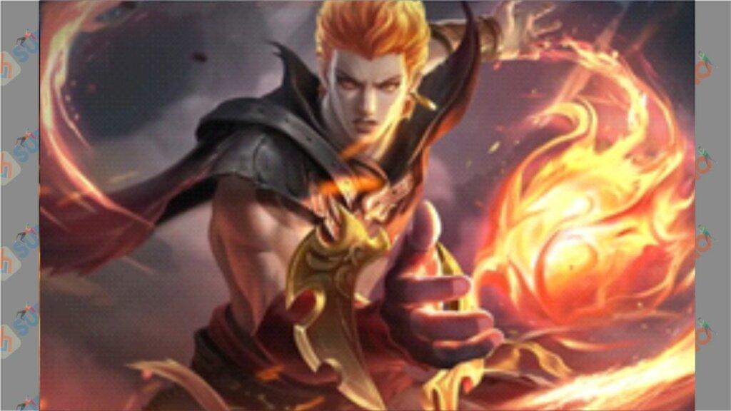 Hero Mobile Legends - Valir