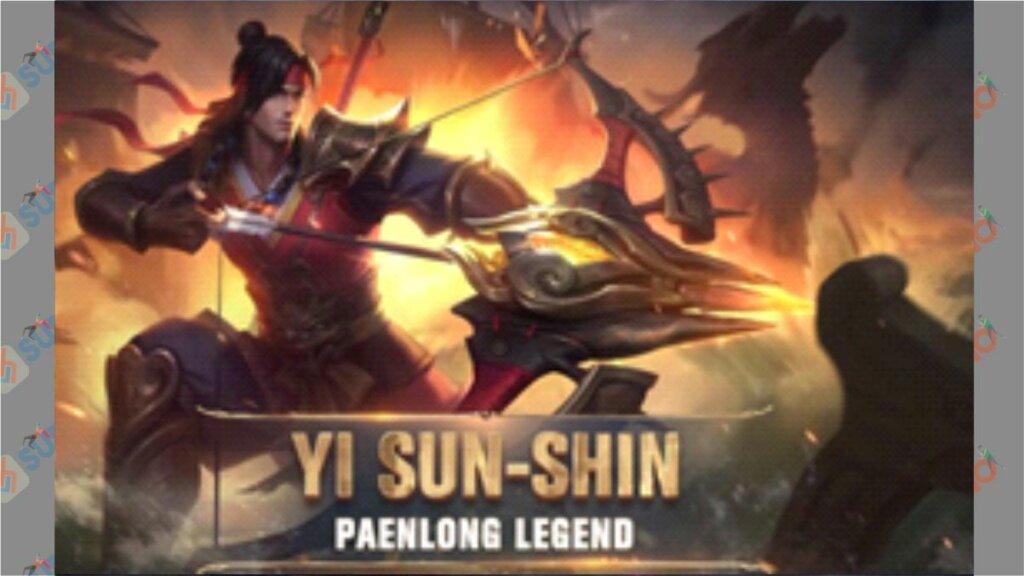 Hero Mobile Legends - Yin Shun Shin