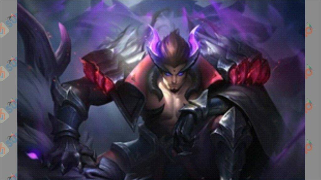 Hero Mobile Legends - Yu Zhong