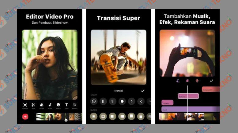 InShot - Editor Video Gratis