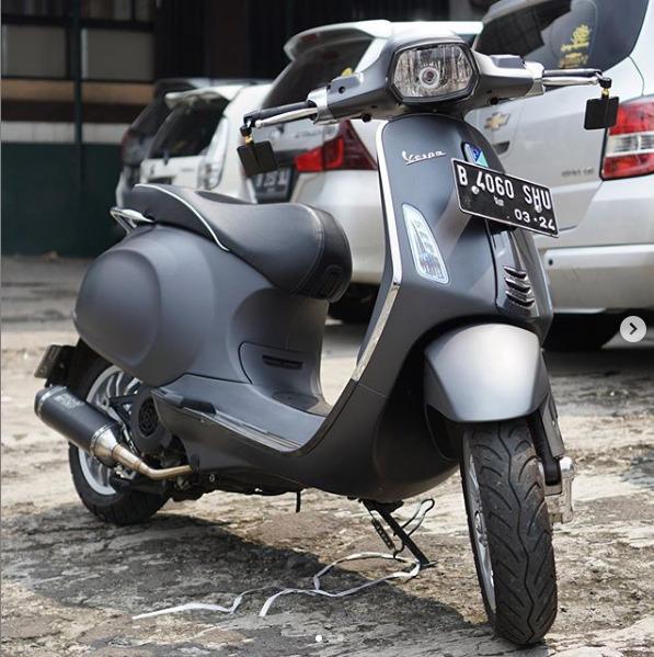 PAP Modifikasi Motor