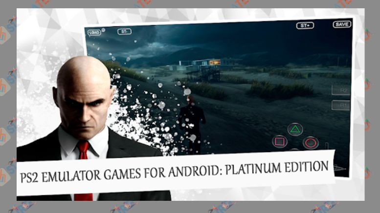 PS2 Emulator Games For Android Platinum Edition