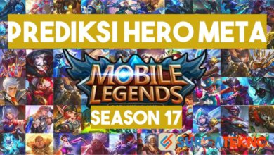 Photo of Prediksi Hero Meta Mobile Legend Season 17 Setiap Role