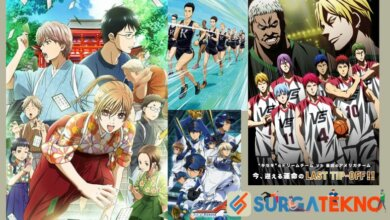 Photo of 5 Rekomendasi Anime Sport, Dijamin Keseruannya
