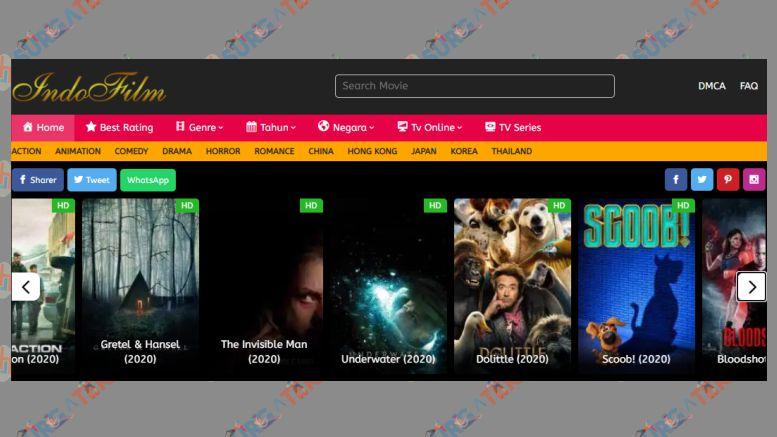 Situs IndoFilm