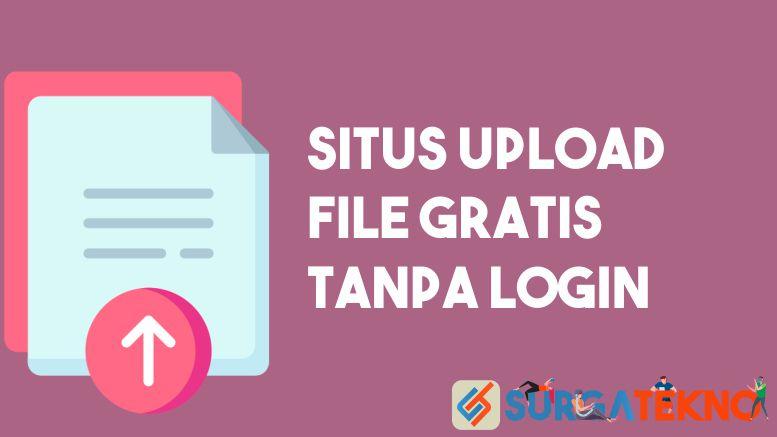 Situs Upload File Gratis