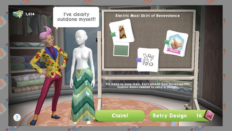 Tips Game The Sims Mobile - Tidak Usah Ikut Izzys Shopping Frenzy