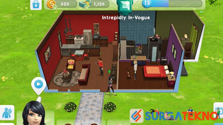Tips Main The Sims Mobile