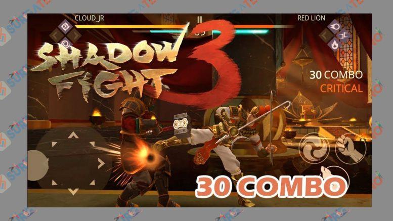 Pelajari Combo Karakter Shadow Fight 3
