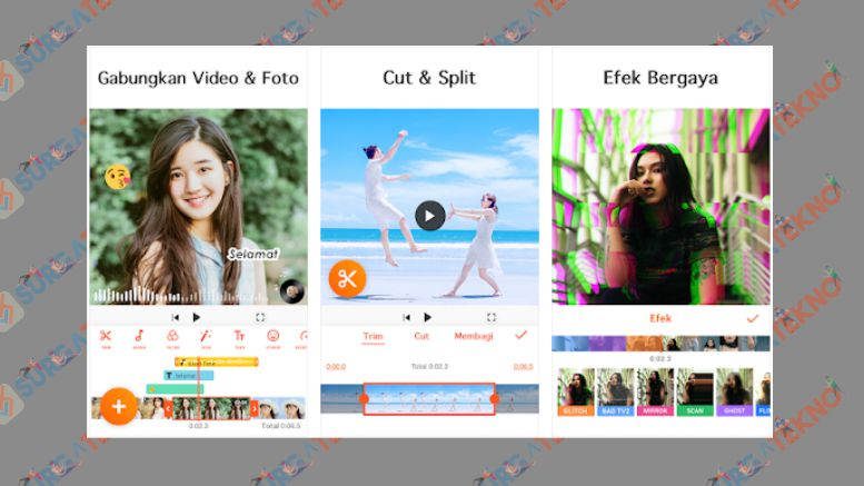 YouCut - Editor Video Terbaik, Aplikasi Edit Video