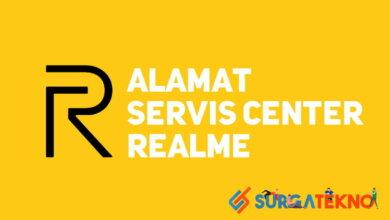 Alamat Servis Center Realme