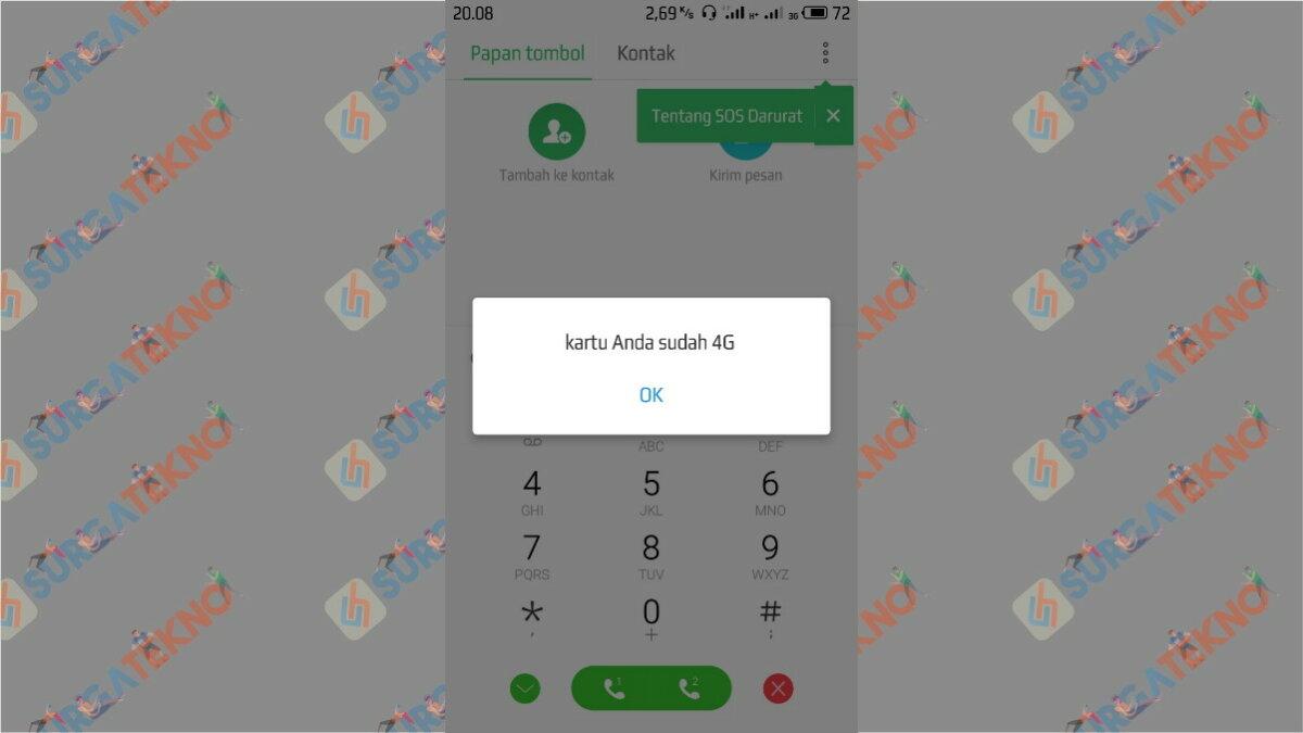 Kartu Telkomsel Sudah 4G