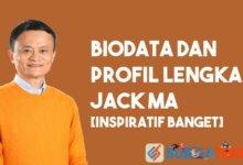 Photo of Biografi dan Perjalanan Karir Jack Ma