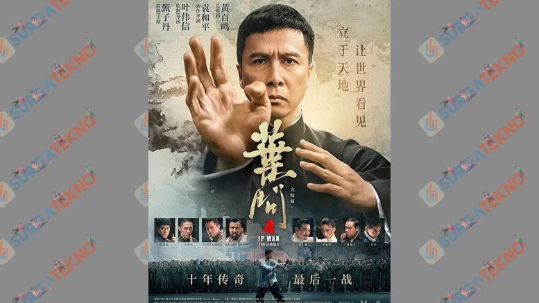 IP Man: 4 The Finale (2019)