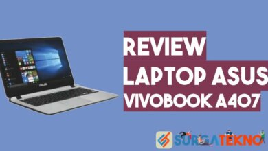 Laptop Asus VivoBook A407U