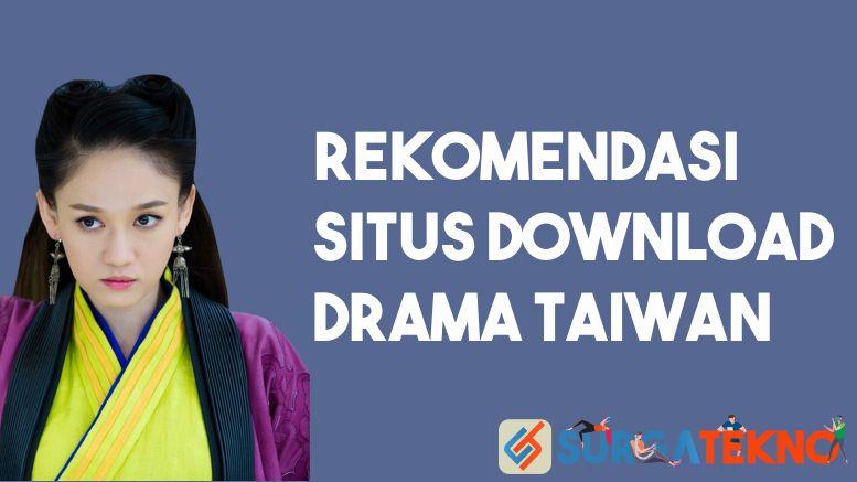 Situs Download Drama Taiwan
