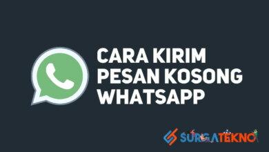 Photo of 3 Cara Mengirim Pesan Kosong WhatsApp