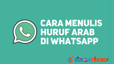 Photo of 5 Cara Menulis Huruf Arab di WhatsApp