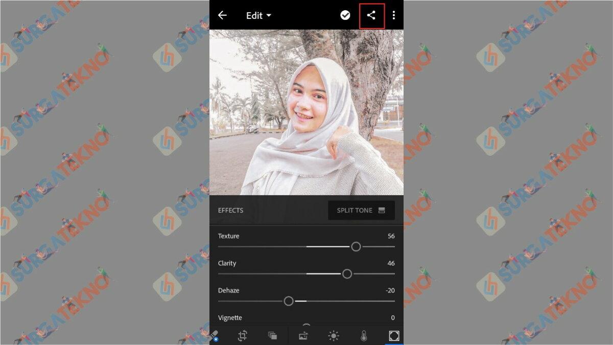 klik share
