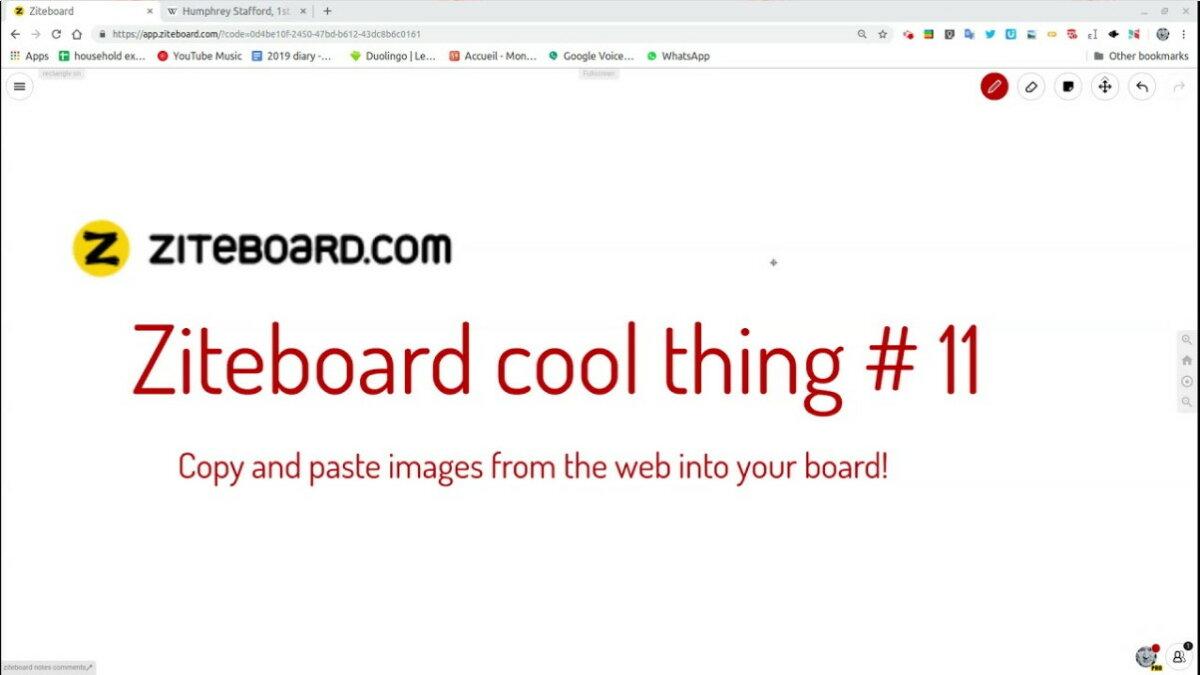 Zite Board