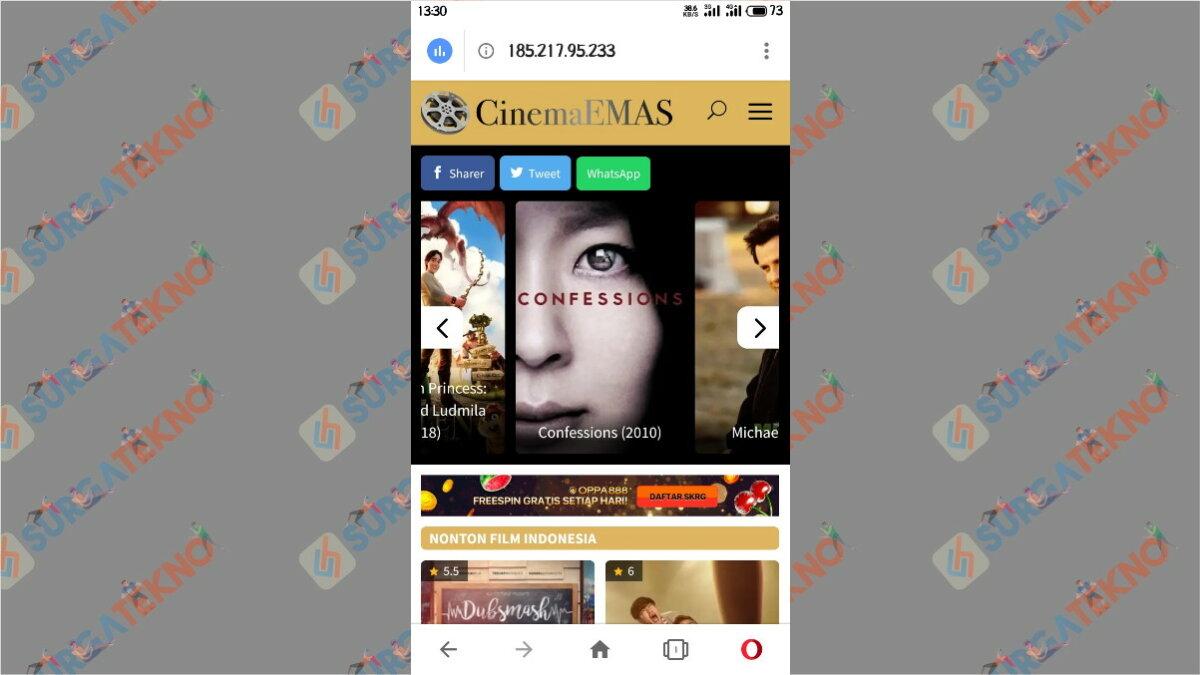 CinemaEmas