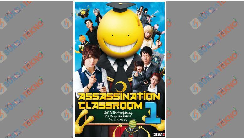 Ansatsu Kyoshitsu/Assassination Classroom (2015)