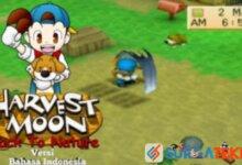 Biodata Lengkap Karakter dalam Harvest Moon Back to Nature