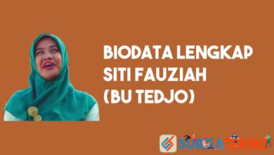 Photo of Biodata Siti Fauziah (Pemeran Bu Tedjo)