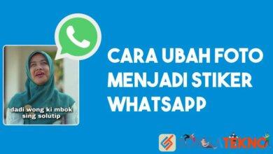 Photo of Cara Buat Stiker WhatsApp, Dijamin Bisa!