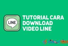 Photo of 3 Cara Download Video di Line