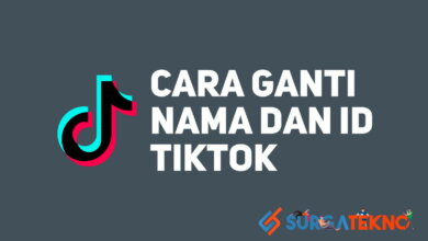 Photo of 2 Cara Ganti Nama dan ID Tiktok