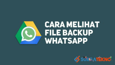 Photo of Cara Melihat File Backup WhatsApp di Google Drive