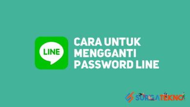 Photo of 2 Cara Mengganti Password LINE