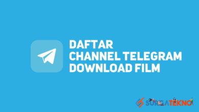 Photo of 10 Channel Telegram Terbaik untuk Download Film