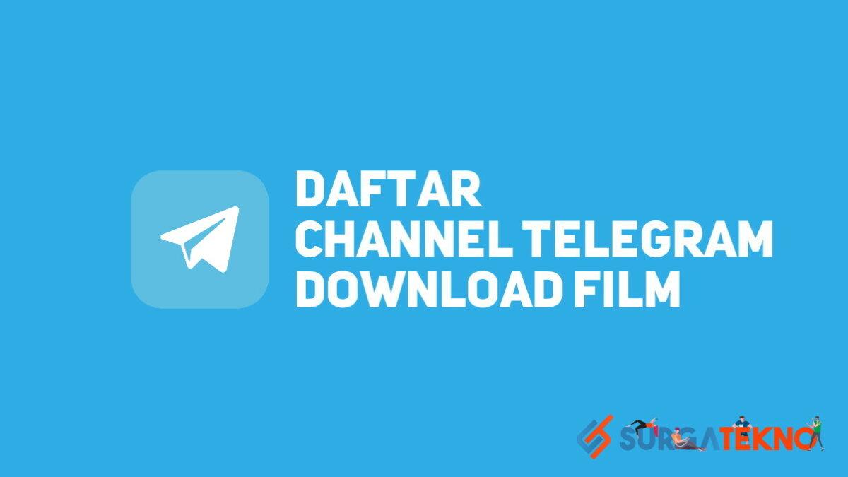 10 Channel Telegram Terbaik untuk Download Film