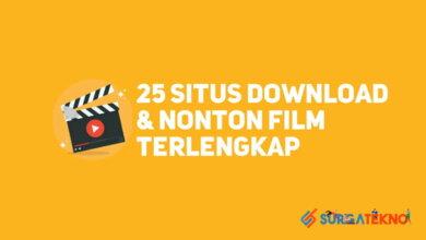 Photo of 25 Situs Download dan Nonton Film Terlengkap