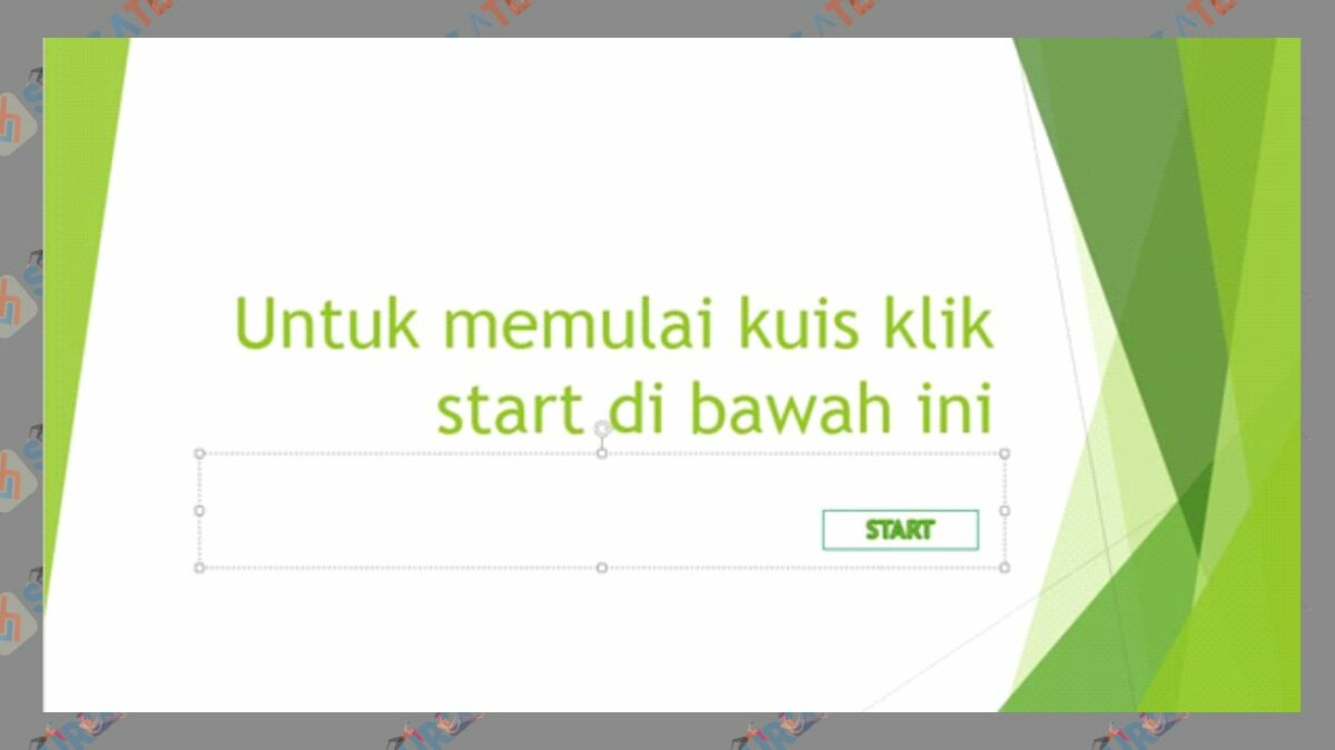 Buat Slide Quiz PPT