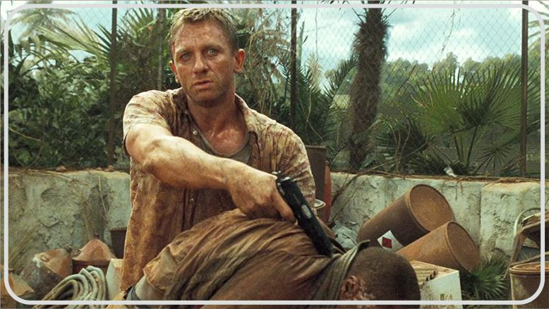 Casino Royale (2006 – Daniel Craig)