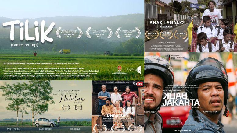 Deretan Film Pendek Indonesia Terbaik