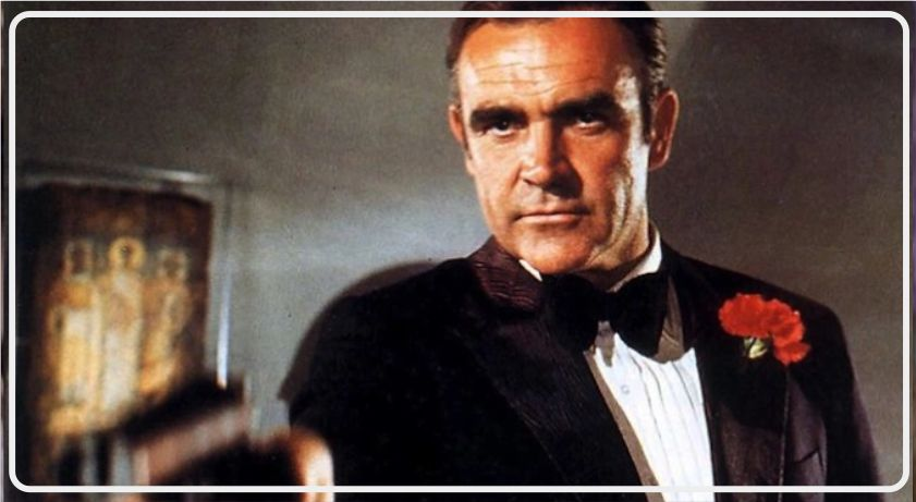 Diamonds Are Forever (1971 – Sean Connery)