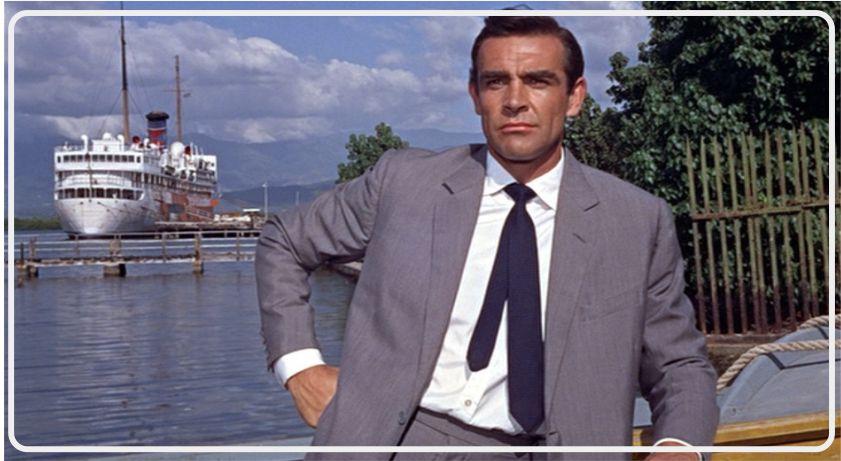 Dr. No (1962 – Sean Connery)