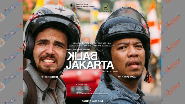 Film Pendek Balik Jakarta