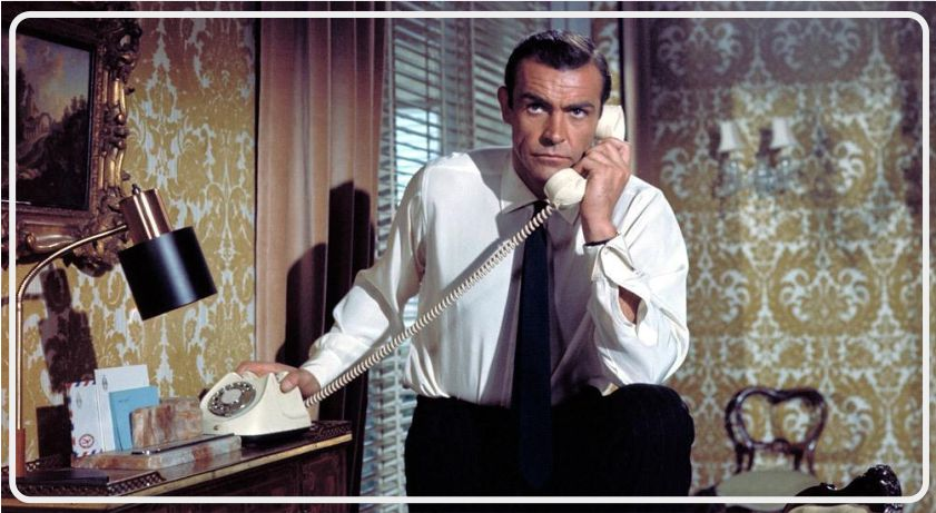 From Russia With Love (1963 – Sean Connery)