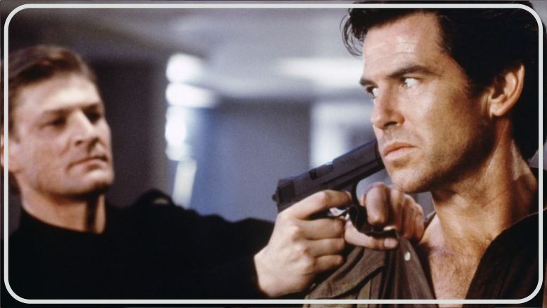 Golden Eye (1995 – Pierce Brosnan)