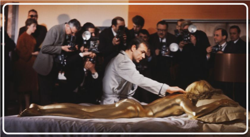 Goldfinger (1964 – Sean Connery)