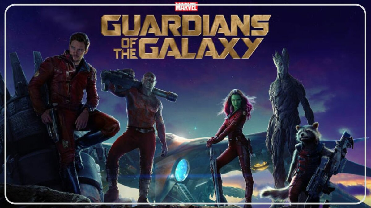 Guardian of The Galaxy (2014) - Film Action Comedy Terbaik