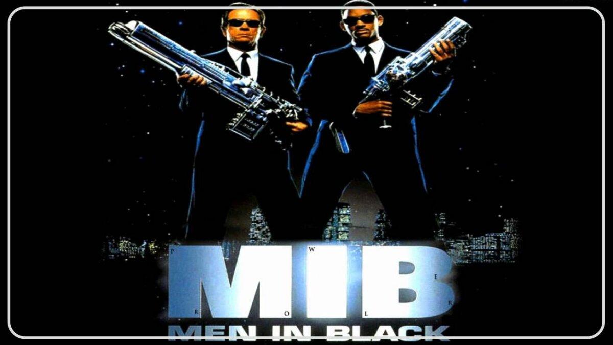 Men in Black (1997) - Film Action Comedy