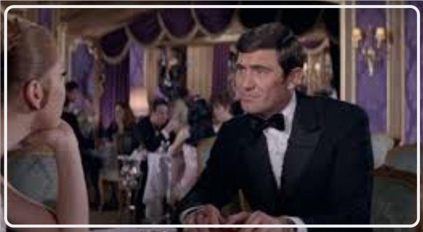 On Her Majesty's Secret Service (1969 – George Lazenby)