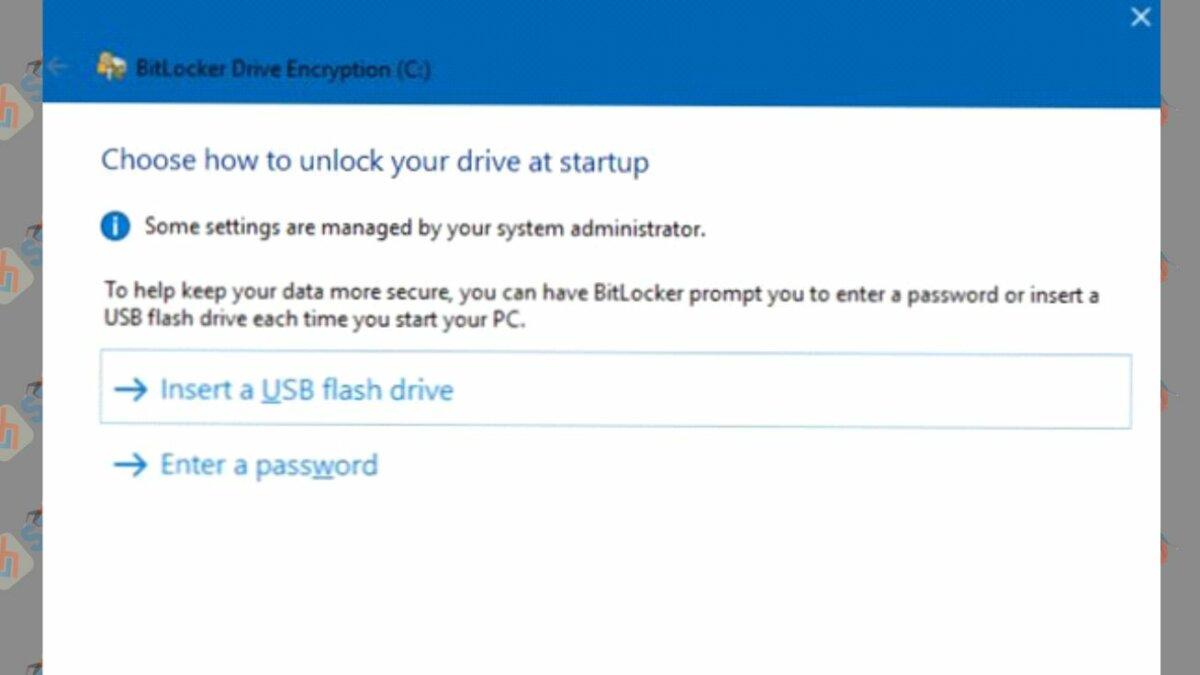 Pilih Cara Membuka BitLocker - Cara Mengaktifkan Bitlocker di Windows 10