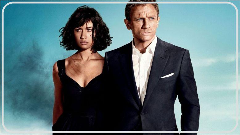 Quantum of Solace (2008 – Daniel Craig)